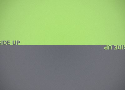 green, minimalistic, gray - desktop wallpaper