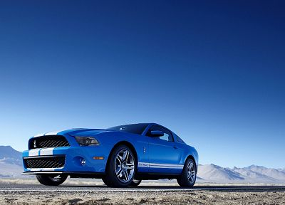 cars, vehicles, Ford Mustang, Ford Shelby, low-angle shot, Ford Mustang Shelby GT500 - desktop wallpaper