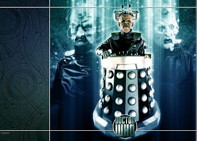 Doctor Who, Daleks - desktop wallpaper