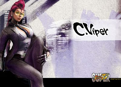 Street Fighter IV - desktop wallpaper