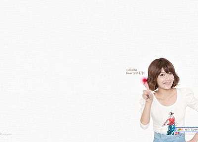 women, Girls Generation SNSD, celebrity, short hair, Choi Sooyoung, bangs - related desktop wallpaper