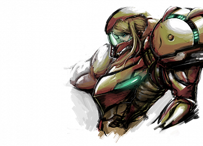 fantasy, Samus Aran - random desktop wallpaper