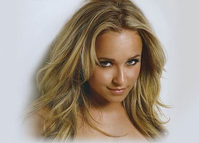 blondes, women, actress, Hayden Panettiere, celebrity, faces - related desktop wallpaper