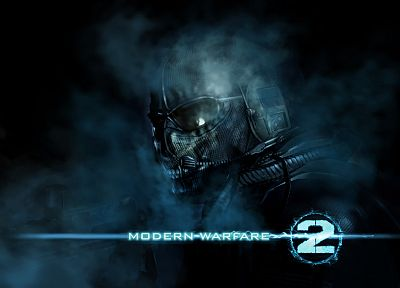 video games, Call of Duty, ghosts, Call of Duty: Modern Warfare 2 - related desktop wallpaper
