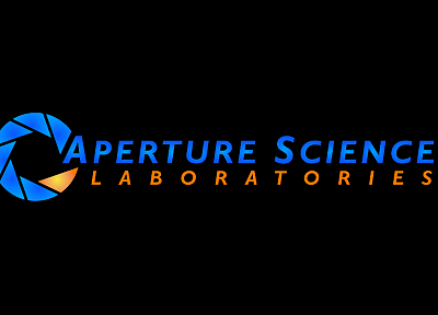 science, Portal, Aperture Laboratories - random desktop wallpaper