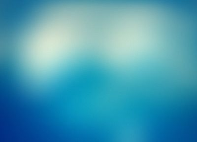 abstract, blue, minimalistic, blur, gaussian blur, dreamy - desktop wallpaper