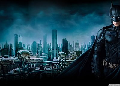 Batman, Gotham City, The Dark Knight - related desktop wallpaper