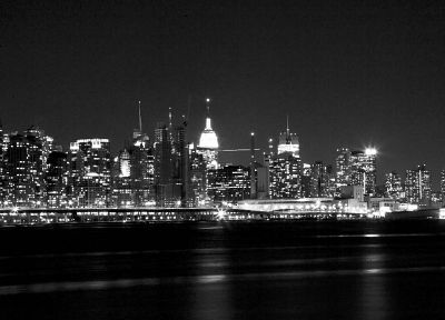 cityscapes, architecture, buildings, grayscale, monochrome - related desktop wallpaper