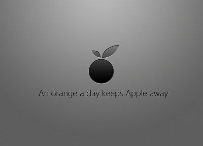 Apple Inc., typography - random desktop wallpaper