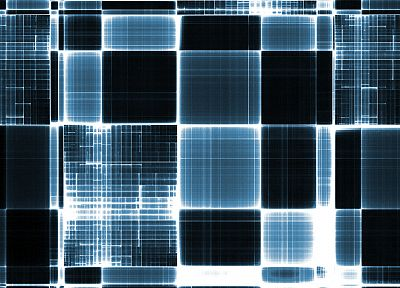 abstract, squares - random desktop wallpaper
