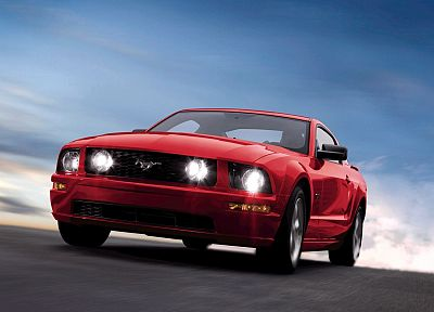 cars, Ford, vehicles, Ford Mustang - desktop wallpaper