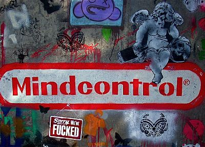 graffiti, street art - random desktop wallpaper