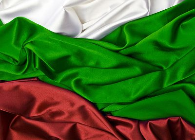 flags, Bulgaria - desktop wallpaper