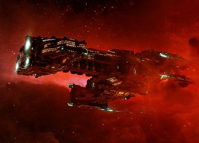 video games, outer space, StarCraft, Hyperion, spaceships, artwork - random desktop wallpaper