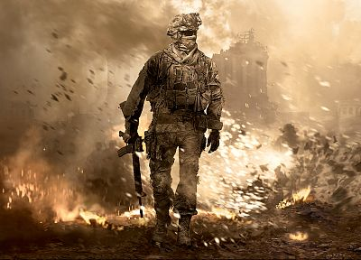 Call of Duty, Call of Duty: Modern Warfare 2 - desktop wallpaper