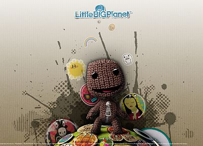 Little Big Planet - related desktop wallpaper