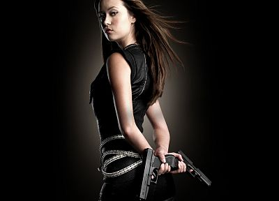 Terminator, Summer Glau, Terminator The Sarah Connor Chronicles, Cameron Phillips - related desktop wallpaper