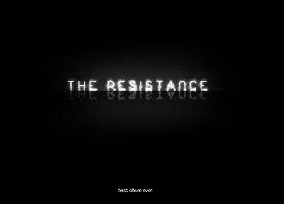 resistance, Muse - desktop wallpaper