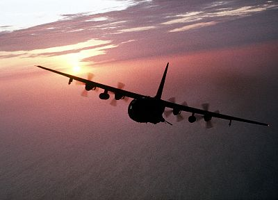 aircraft, AC-130 Spooky/Spectre - related desktop wallpaper