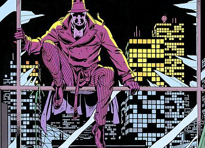 Watchmen, Rorschach - related desktop wallpaper