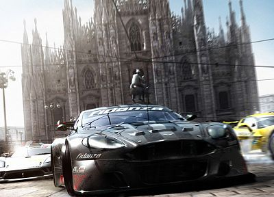 video games, cars, Aston Martin, games - random desktop wallpaper