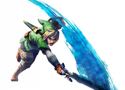 Link, The Legend of Zelda - desktop wallpaper