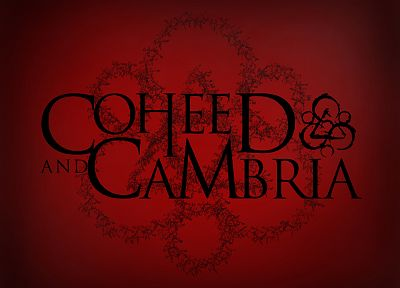 music, Coheed and Cambria - random desktop wallpaper