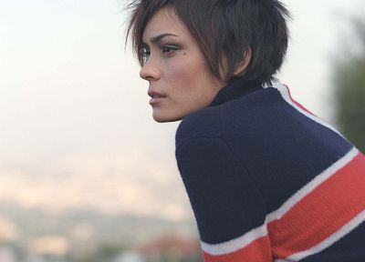 women, Shannyn Sossamon - random desktop wallpaper
