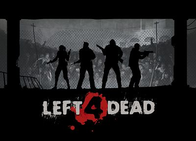 Left 4 Dead - random desktop wallpaper