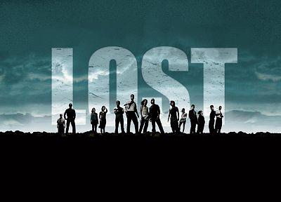 Lost (TV Series), television cast - random desktop wallpaper