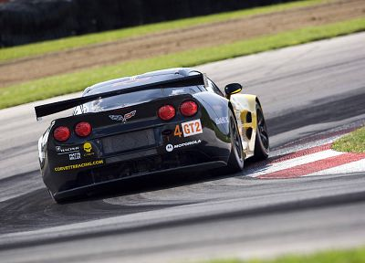 Chevrolet Corvette, racing, GT2 - random desktop wallpaper
