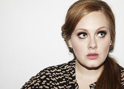 women, Adele (singer) - random desktop wallpaper