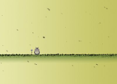 Totoro - desktop wallpaper