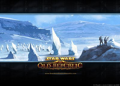 Star Wars: The Old Republic - random desktop wallpaper