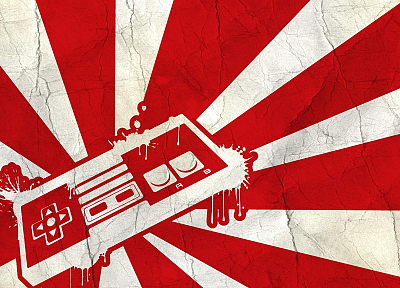 Nintendo, video games, controllers, Nintendo Entertainment System, NES - related desktop wallpaper