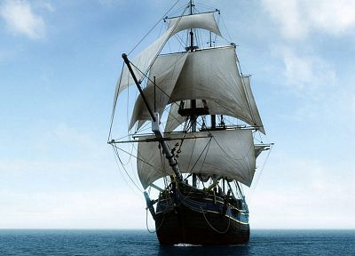 ships, sail ship, sails - related desktop wallpaper