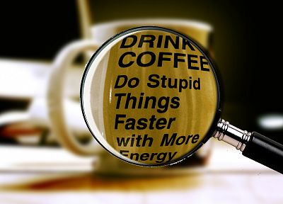 coffee, energy, funny, coffee cups, drinks - related desktop wallpaper