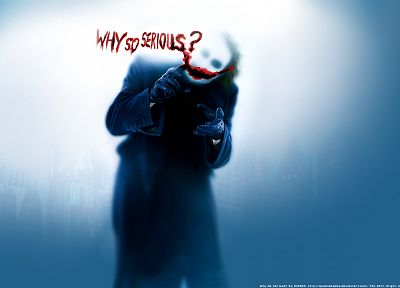 movies, The Joker, posters, The Dark Knight, Why So Serious? - related desktop wallpaper