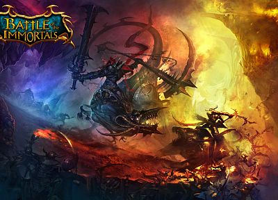 video games, MMORPG, Battle Of The Immortals - desktop wallpaper