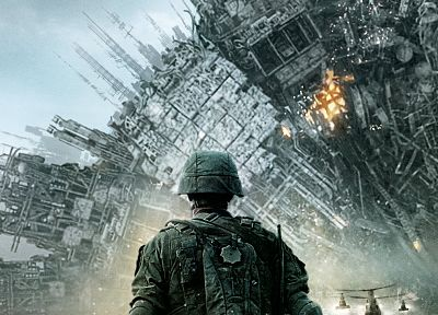 Battle Los Angeles, movie posters, posters - related desktop wallpaper