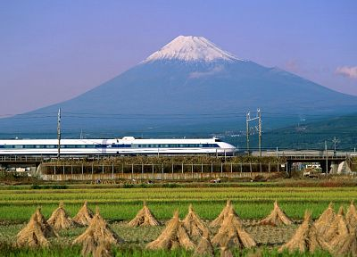 trains, vehicles, Shinkansen - random desktop wallpaper