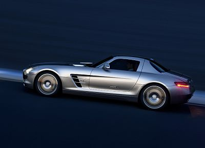 cars, vehicles, Mercedes-Benz SLS AMG E-Cell - desktop wallpaper