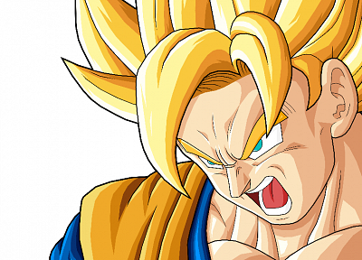 Son Goku, Dragon Ball Z, Super Saiyan - random desktop wallpaper