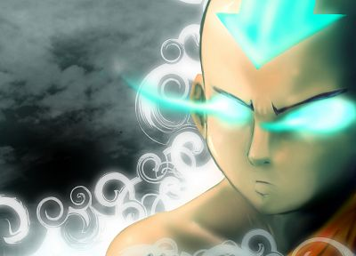 Avatar: The Last Airbender, Aang - random desktop wallpaper