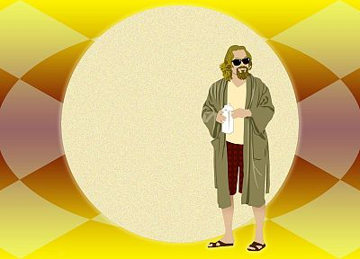 The Dude, The Big Lebowski - desktop wallpaper