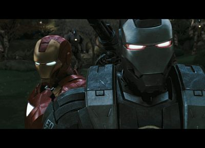 War Machine, Iron Man 2 - popular desktop wallpaper