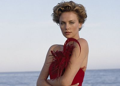 women, actress, Charlize Theron - related desktop wallpaper