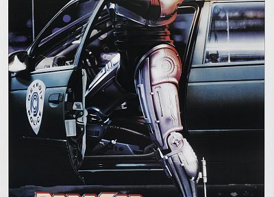 Robocop - random desktop wallpaper