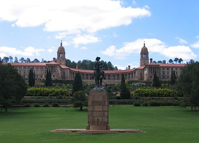 South Africa, Pretoria, Union Buildings - desktop wallpaper