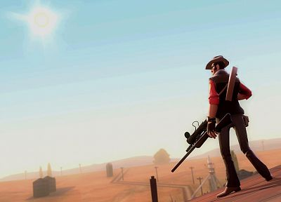 Team Fortress 2, Sniper TF2 - related desktop wallpaper